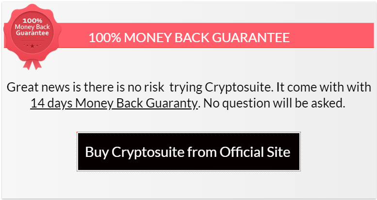 review cryptosuite discount